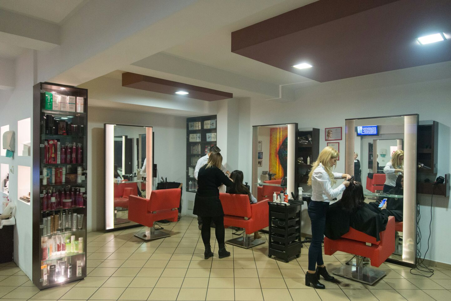 Salon Nuevo Galerie Foto